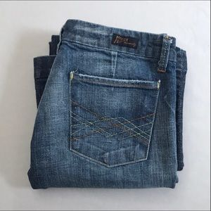 CITIZENS of HUMANITY Sz 30 Low Waist Jeans KATE